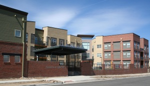 Residences at Trolley Park - Odell Architects