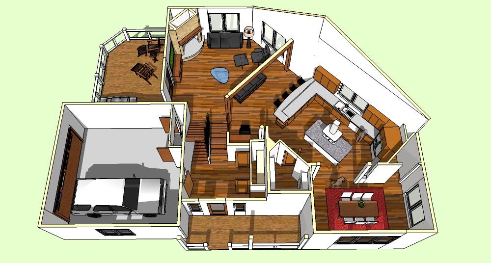 Bird House Plans Sketchup