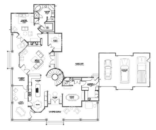 Amber rose fashion house designs and floor plans free for Residential building plans