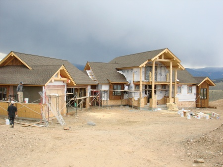 Tellock Residence in Pine, Colorado
