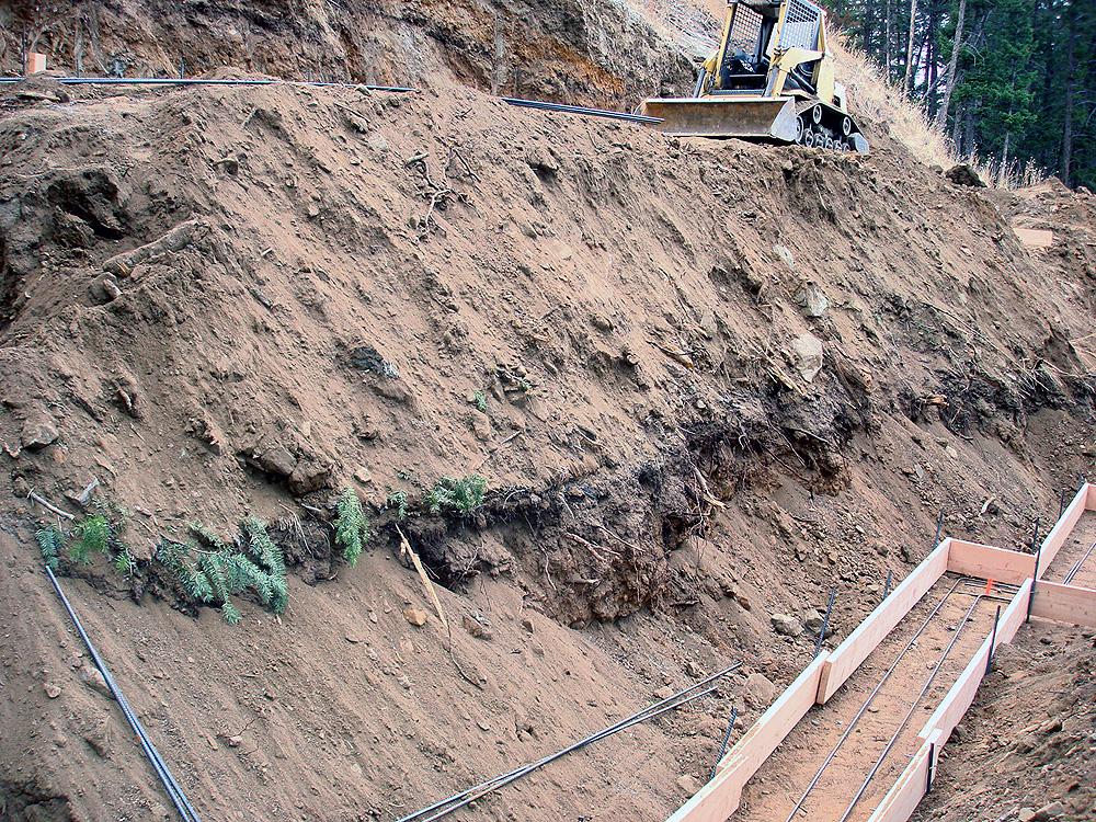 footings-on-steep-site