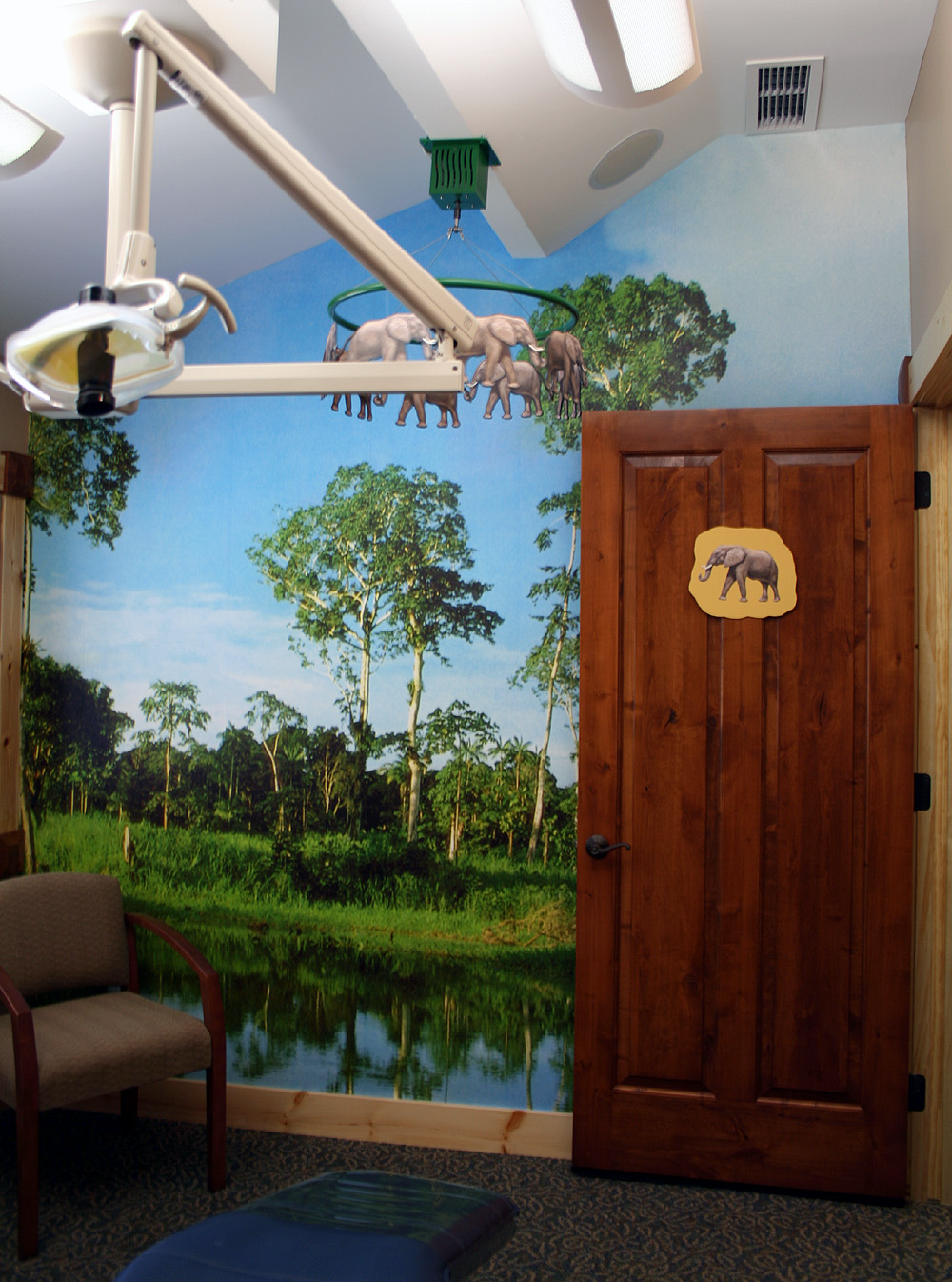 All Kids Dental Evergreen Open House – Jungle Theme Pediatric ...