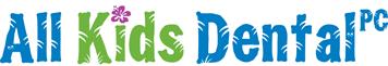 all kids dental evergreen logo